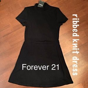 💋Ribbed knit dress NWT Forever 21